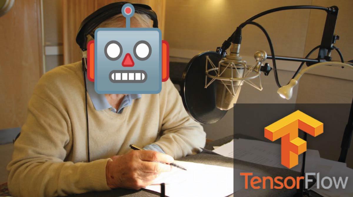 Tensorflow Vocoder Autoencoder