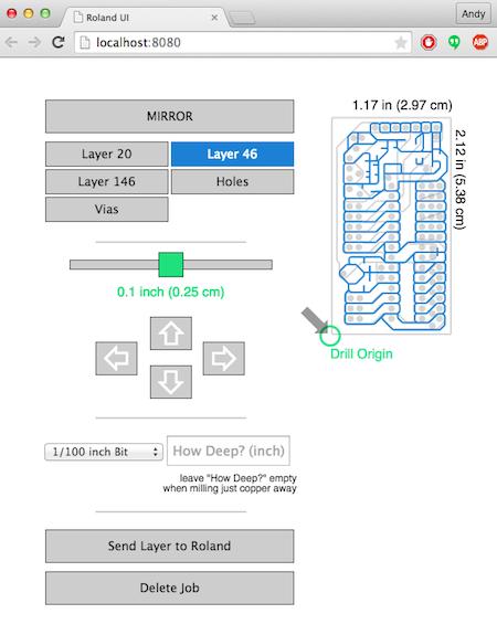 nodela-interface
