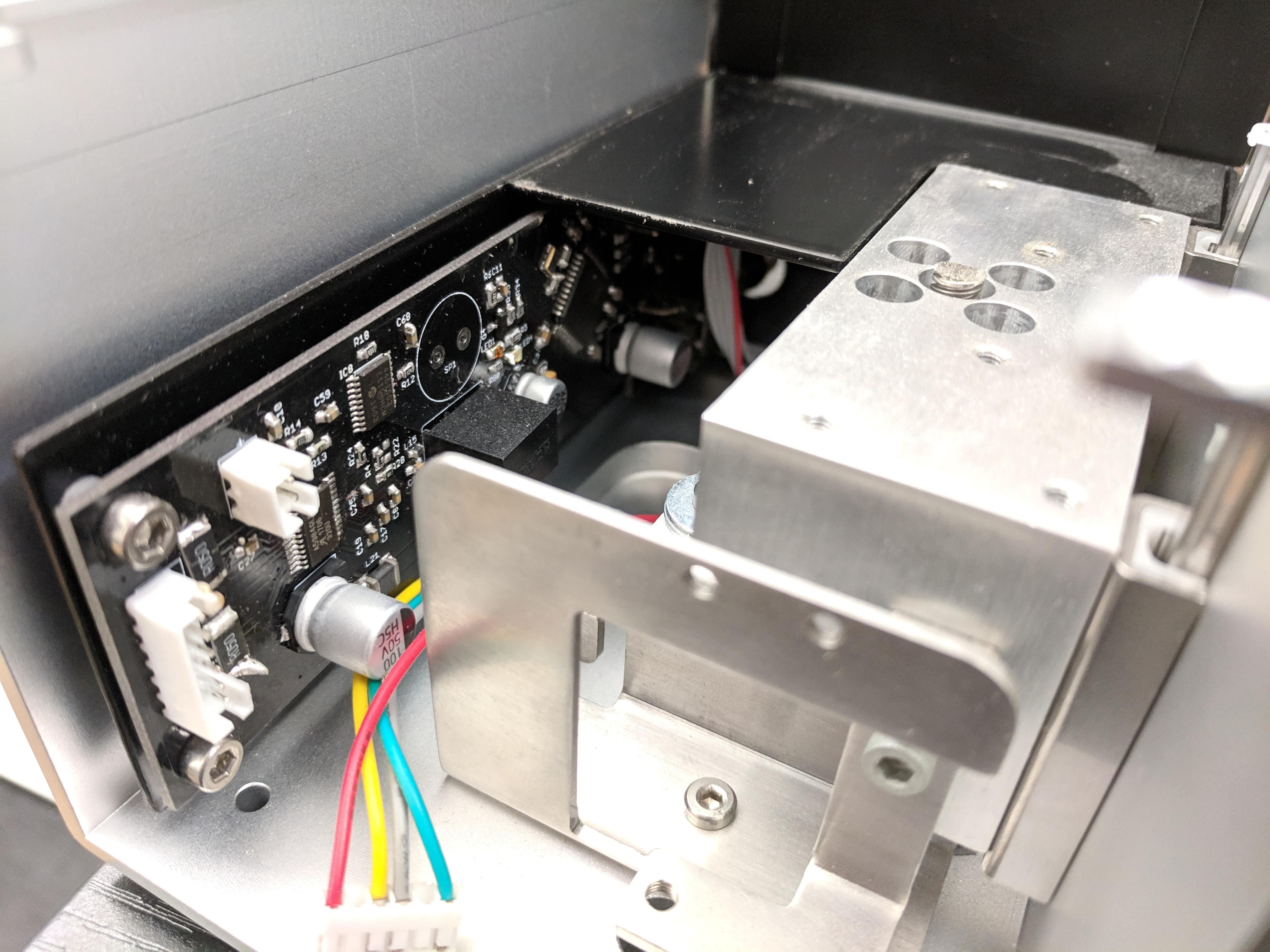 Mag Deck PCB